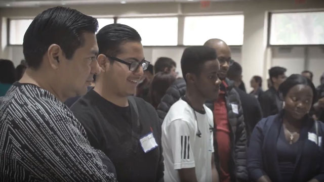 Project SUCCESS hosted its second annual Preview Day.