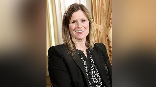 Boston University's Nicole Hawkes will serve as President Soraya M. Coley's new chief of staff.