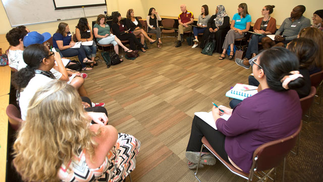 The annual Better Together: California Teachers Summit will give educators a chance to meet and discuss a wide range of critical topics in education.