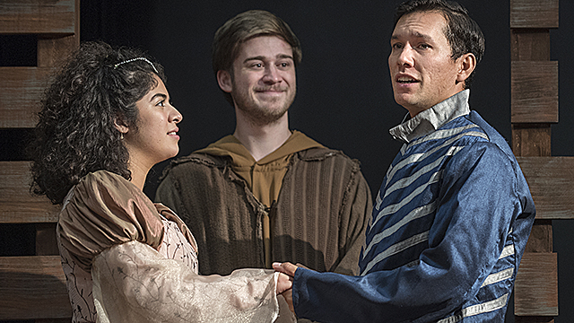 """The Southern California Shakespeare Festival features """"Romeo and Juliet,"""" with shows to start Aug. 24."""