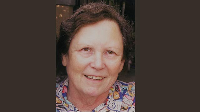 Cal Poly Pomona alumna Sue Manning, a longtime editor with the Associated Press, has died. She was 71. Photo credit: Associated Press