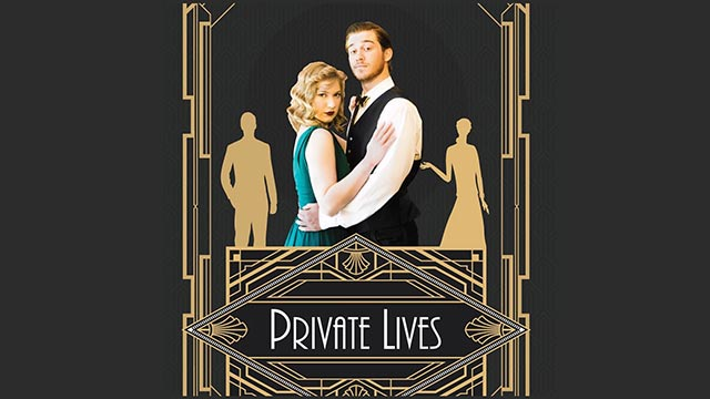 Poster for Private Lives.