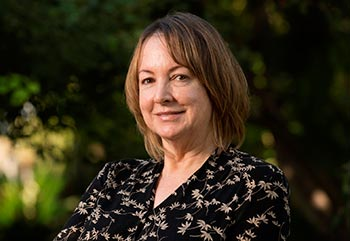 Alumna Mardis Jackson ('80, management and human resources) is chair of The President's Circle, a recognized group of donors who gift $2,500 to Cal Poly Pomona annually.