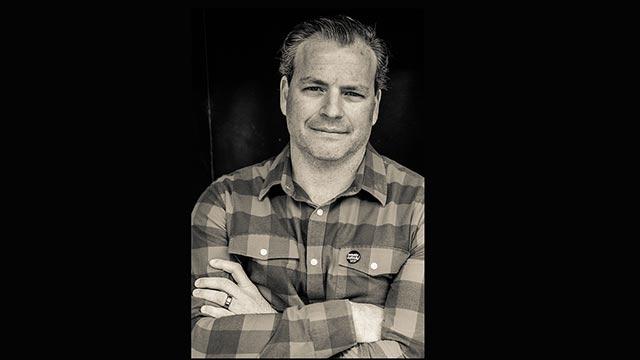 Landscape Architecture Professor Andrew Wilcox.