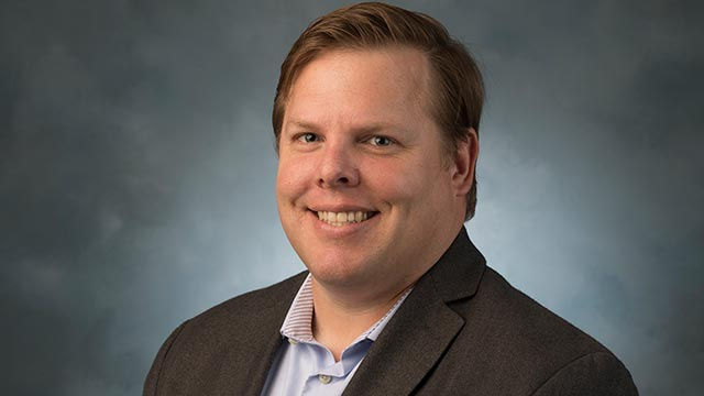 Keith Forward is the new faculty director for undergraduate studies and general education.