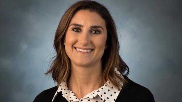 Melissa Zimmerman, business continuity coordinator.