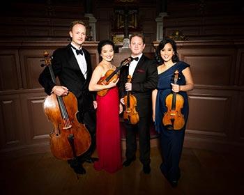 Villiers String Quartet.