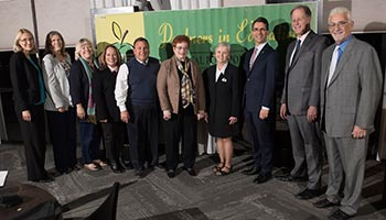 The Pie board consists of Cal Poly Pomona alumni serving as business and educational leaders in Southern California.
