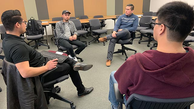 "The March 25 discussion in the ""Dudes Understanding Diversity and Eliminating Stereotypes"" series will focus on gender disparities in academia, sports and educational attainment."