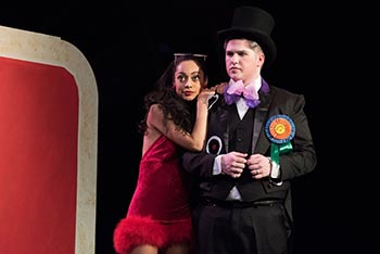 Penned in the early 1940s, the play has elements of satire, farce, burlesque and vaudeville.