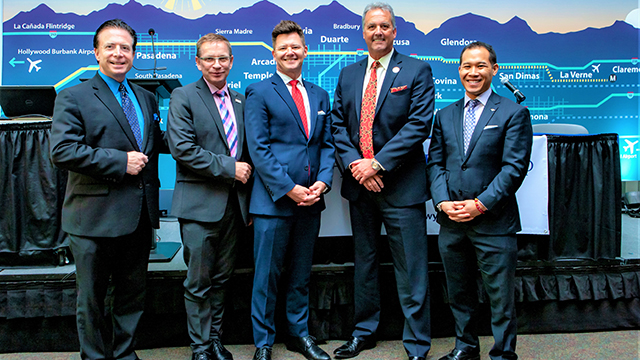 The 2019 San Gabriel Valley Economic Forecast Summit took place on April 4.