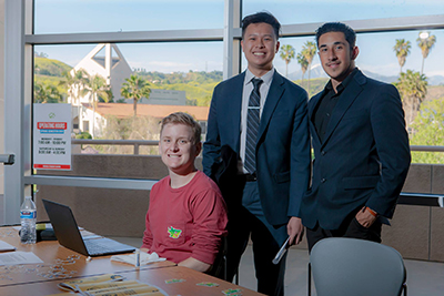 The annual Bronco Startup Competition is organized by Poly Founders.