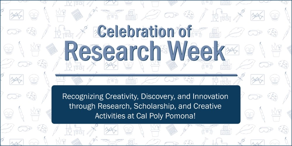 The Office of Undergraduate Research (OUR) promoted the first ever Celebration of Research Week