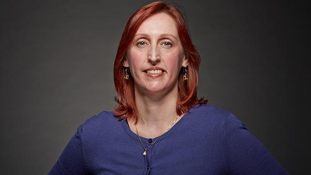Heather Hanson has been named interim Rose Float director.