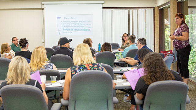 The College of Education and Integrative Studies will offer teaching academy courses in the fall at Mountain View High School in El Monte and Northview High School in West Covina.
