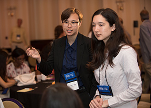 Avanade Scholars Shannon Trinh ( and Mei-Ying Croddy.