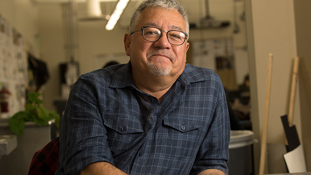 Luis Hoyos is an architecture professor at Cal Poly Pomona.