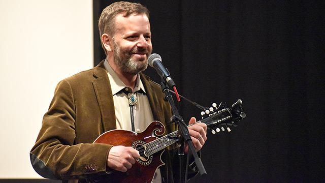 Cal Poly Pomona Music Professor Arthur Winer.