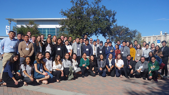 Over 100 Cal Poly Pomona students participated in SCCUR, presenting research in both STEM and the Humanities.