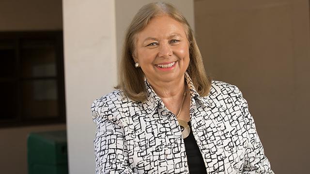 Professor Betty Alford