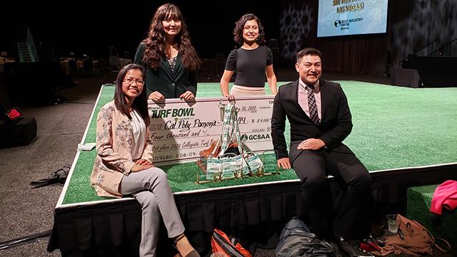 Kathy Nguyen, Stephen Espinosa, Julissa Gomez, and Hailey Taniguchi