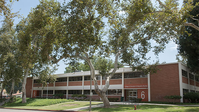 The CEIS building at Cal Poly Pomona