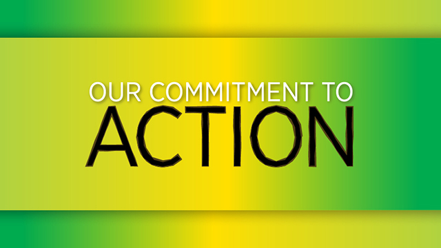 Our Commitment to Action