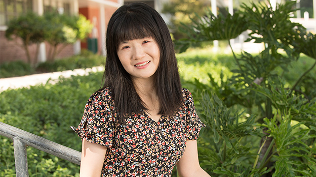 Assistant Professor Hyeryung Hwang in the Department of Interdisciplinary General Education.