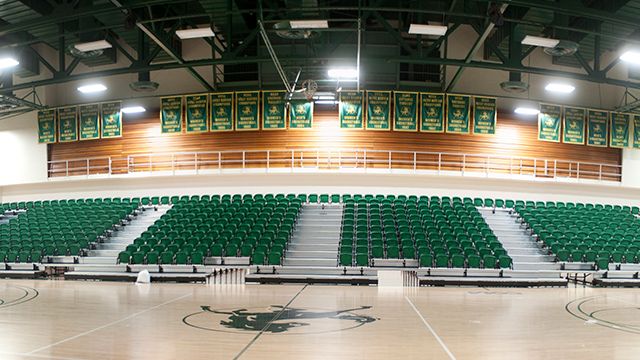 Kellogg Arena at Cal Poly Pomona
