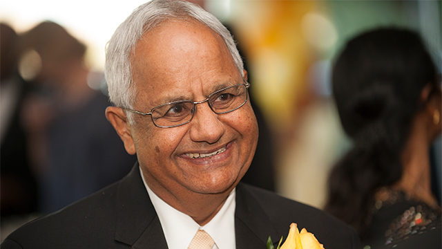 """Ganpat """"Pat"""" Patel"""