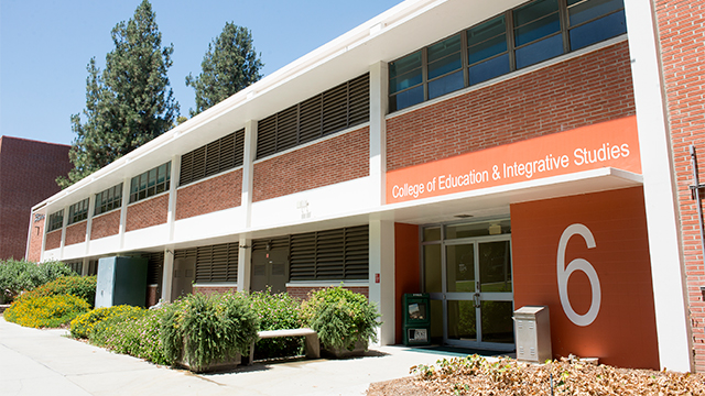 Building 6 at Cal Poly Pomona