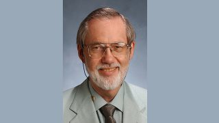 Professor Emeritus Lyle Blaine McCurdy